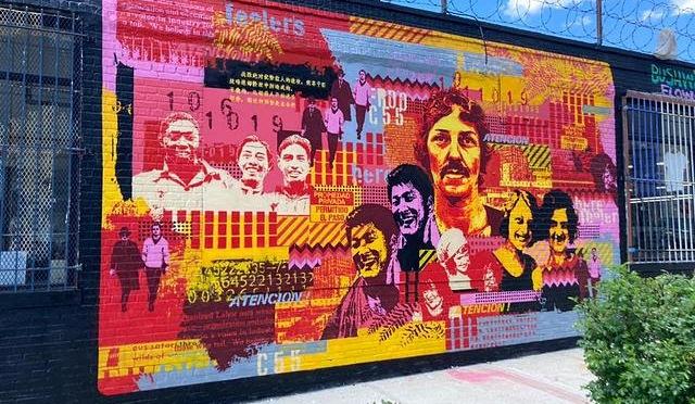 Cabaio: quién es el artista argentino convocado para pintar las calles de Nueva York