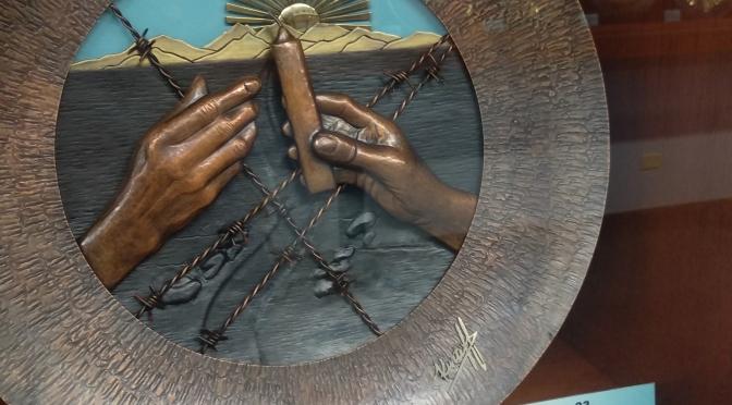 MUSEO KURTEFF EN VILLA DE MERLO, SAN LUIS: DONDE LA ESPIRITUALIDAD SE CONJUGA CON EL ARTE DE ESCULPIR LOS METALES