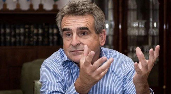 """Agustín Rossi: """"La gente siente que está viviendo peor que cuando empezó nuestro gobierno"""""""