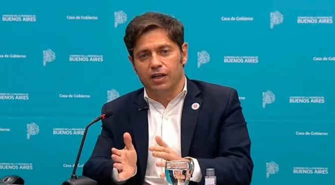 La provincia de Buenos Aires anunció la segunda dosis libre para mayores de 30 años