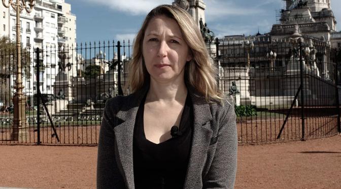 """Myriam Bregman: """"En Javier Milei se concentran la derecha radical y el voto militar"""""""