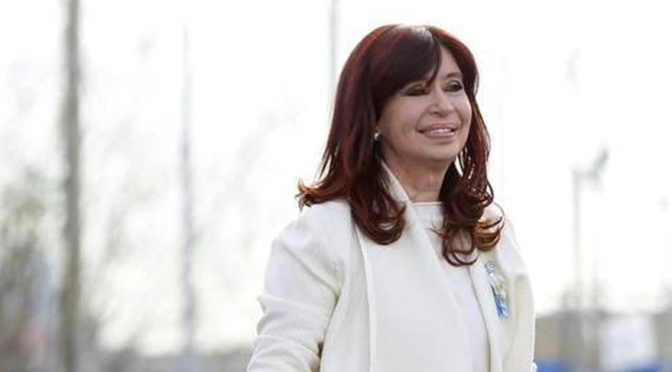 La dos pandemias según Cristina Kirchner: el macrismo y el coronavirus