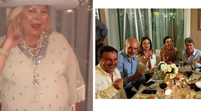 """Atilio Benedetti: """"En ningún momento pensé que estaba transgrediendo algo en el cumpleaños de Lilita"""""""