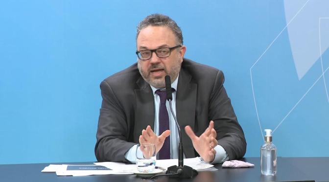 """Matías Kulfas sobre la reducción de la jornada laboral: """"Es impensable"""""""