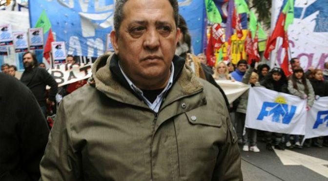 Conceden la libertad condicional a Luis D'Elía
