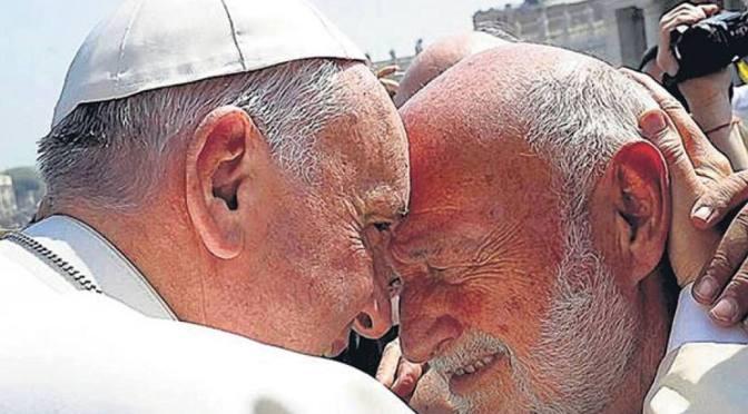 Fundación Papa Francisco. Entrevista con su Presidenta Liliana Sanucci