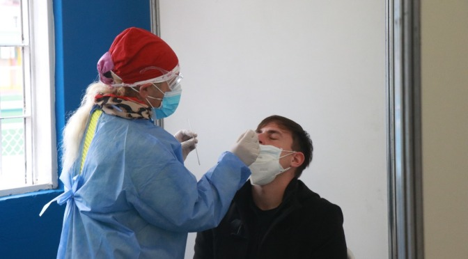 En Alemania los no vacunados deberán pagar por sus test de COVID-19