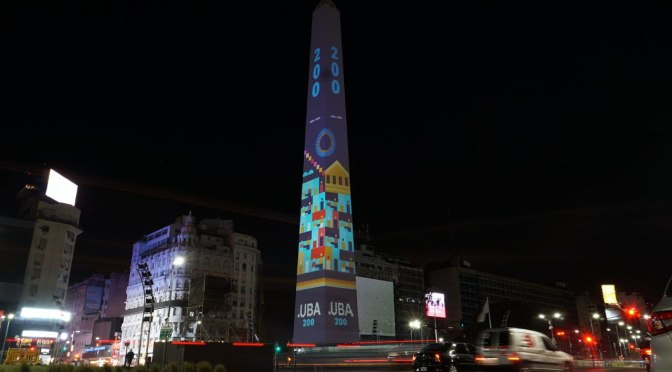 La UBA homenajeará a 200 personalidades destacadas en el acto por su bicentenario