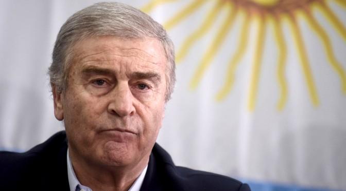 "Oscar Aguad: ""No tengo idea sobre las municiones enviadas a Bolivia"""