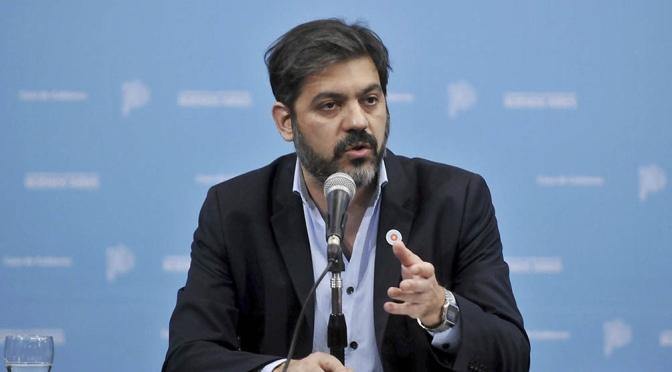 Carlos Bianco: No es necesario inquietar a la población