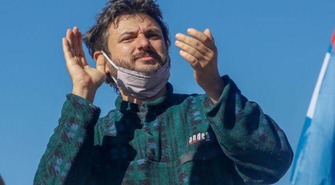 Juan Grabois felicitó a los funcionarios que presentaron la renuncia