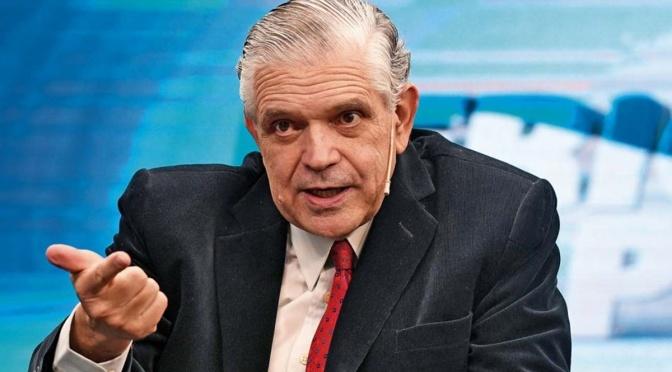 Ricardo López Murphy: Yo creo que voy a hacer una gran elección, seré una gran sorpresa