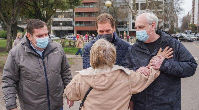 Diego Santilli cruzó al Gobierno: Las últimas medidas son 'pan para hoy y hambre para mañana
