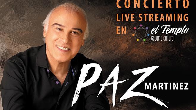"""PAZ MARTINEZ comienza un nuevo """"CICLO"""" para celebrar50 años como autor y compositor"""