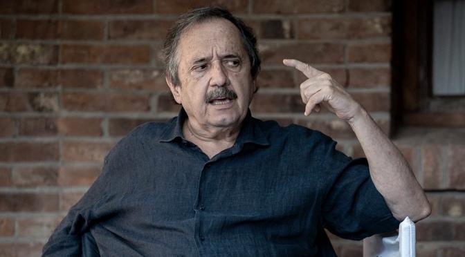 """Alfonsín pidió a la sociedad que """"reflexione mucho"""" de cara a las legislativas"""
