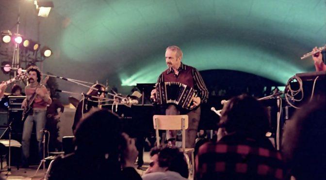 Piazzolla 100:exhibición homenaje al músico más importantes del siglo XX en el CCK