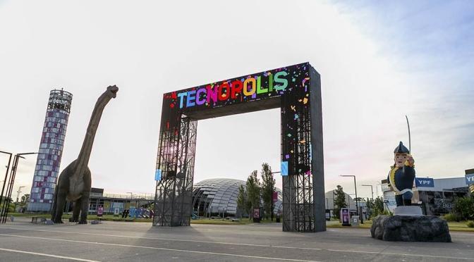 Vuelve Tecnópolis con siete polos temáticos