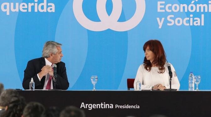 Fernández: Esta iniciativa es el resultado de escucharnos y buscar puntos de encuentro