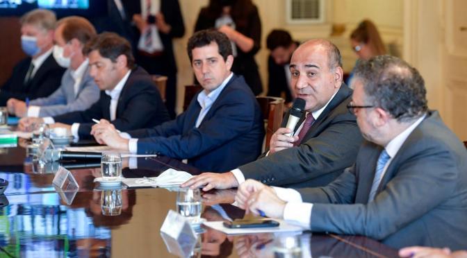 Las provincias apoyan los acuerdos de precios y se comprometen a fiscalizar
