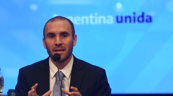 Guzmán negó un salto devaluatorio y ponderó el rol del Estado en la economía