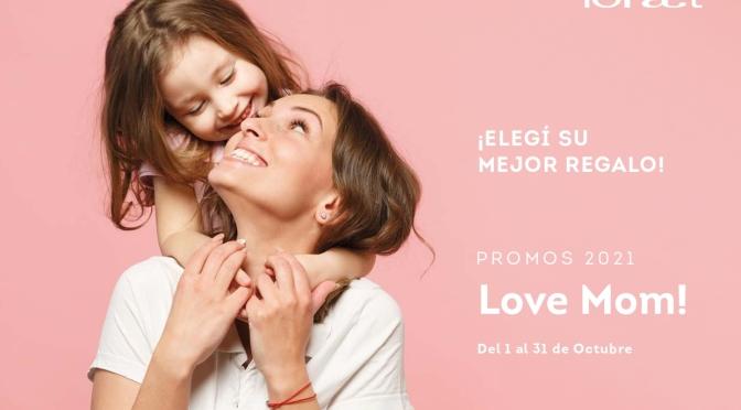 Idraet lanza promos para el Día de la Madre que incluye regalos increíbles con tu compra
